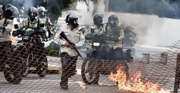 Venezuela'da Hükümete Yönelik Eylemlerde Acı Bilanço: 80 Ölü