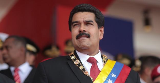 Venezuela'dan Kritik Karar!