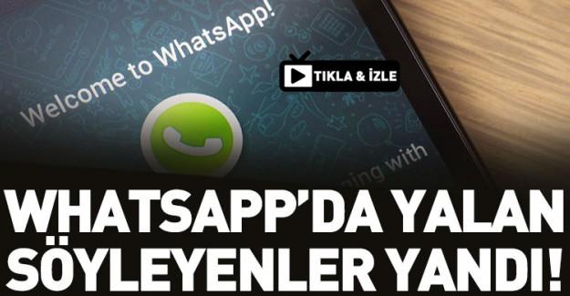 WhatsApp'a Gelen Yeni Özellik: Bundan Böyle ''Beyaz Yalanlar'' Deşifre Edilecek!