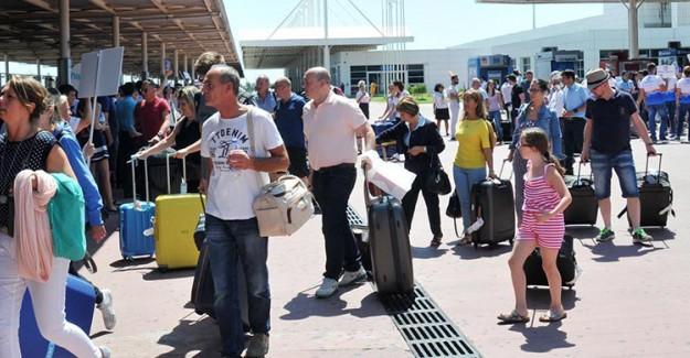 Yabancı Turist Sayısında Lider Yine Onlar Oldu!