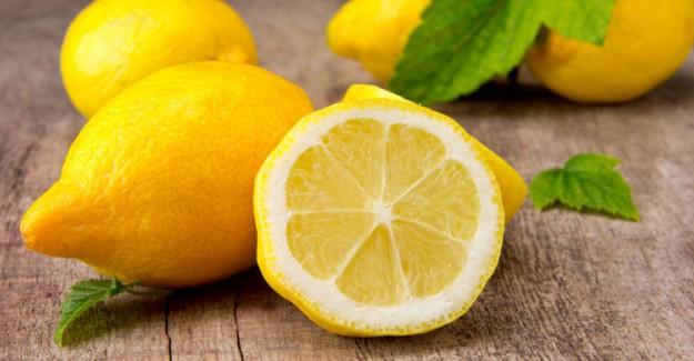 Yatmadan Önce Başucunuza Limon Koyarsanız Sonucuna Çok Şaşıracaksınız!