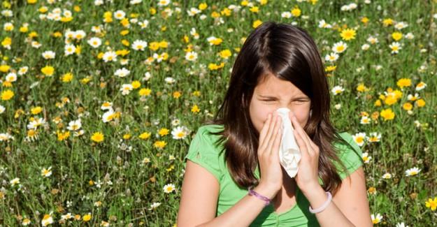 Yaz Aylarında Grip Olanlar Dikkat!