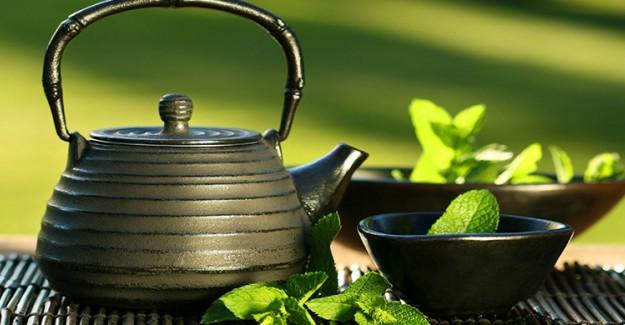 Yeşil Çayın Saçlardaki İnanılmaz Faydaları!