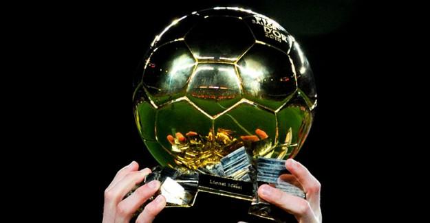 Yılın En İyi Futbolcusu Belli Oldu!