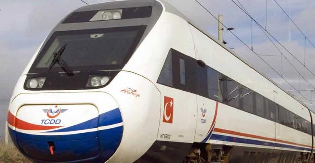 Yüksek Hızlı Tren Tüm Hızıyla O İle Geliyor!