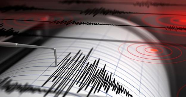 Yüksekova'da Korkutan Deprem!