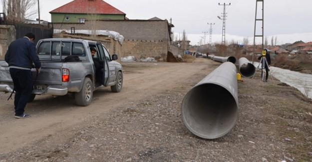 Yüksekova'nın ''İçme Suyu Projesi'' Başlıyor
