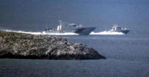 Yunan Botları Yine İhlal Etti! Savaş mı Çıkarmak İstiyorlar