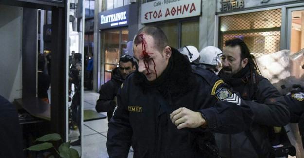Yunanistan Yine Karıştı!