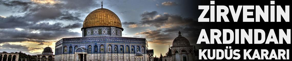 AB Ülkesinden Kudüs Kararı! Artık Tanıma Zamanı Geldi