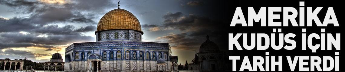 ABD'den Kritik Kudüs Açıklaması!