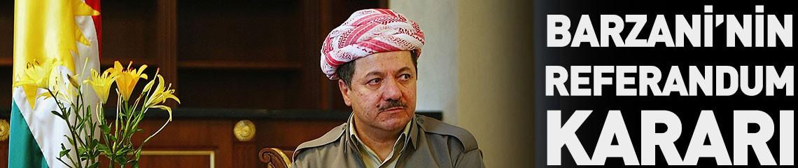 Barzani Açıkladı! Referandum Yarın Yapılacak