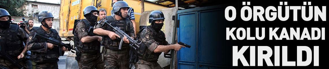 DHKP/C'ye Operasyon! 10 Kişi Gözaltında