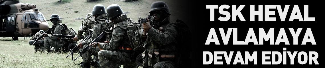 TSK'dan Flaş Kuzey Irak Açıklaması!