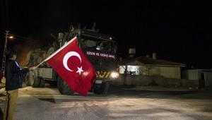 TSK'dan Büyük Hamle! Türk Askeri İdlib'e Girdi