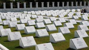 Türk Şehitlerinin Mezarlarına Asırlık Vefa!