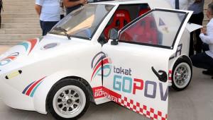 Üniversite Öğrencileri Elektrikli Araç Üretti!