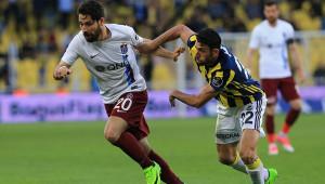 Fenerbahçe Trabzonspor Derbisinde Kazanan Çıkmadı!