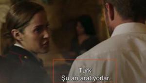 Amerikan Yapımı Filmde DEAŞ'lılar Türk Olarak Gösterildi!