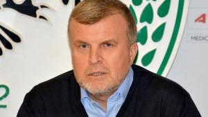 Süper Lig Takımı Başkanı Bylock'dan İçeri Alındı!