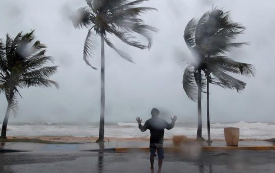ABD'de Tehlike Geçmedi! Tropikal Fırtına Uyarısı