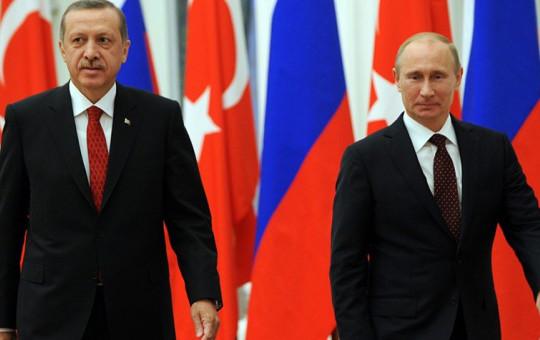 Cumhurbaşkanı Erdoğan İle Putin Ankara'da Görüşecekler
