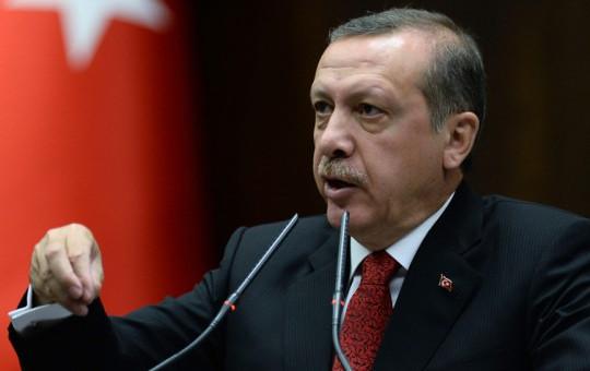 Cumhurbaşkanı Erdoğan: Kuzey Irak'ın Bağımsızlığı Yanlış Bir Adımdır!