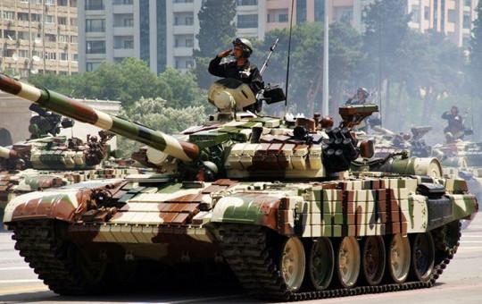 Azerbaycan'dan Büyük Karar! Ordusu Harekete Geçti
