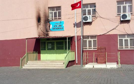 PKK'nın Zarar Verdiği Okullar Eğitime Hazır!
