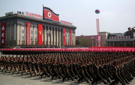 Kuzey Kore'de Çekildiği Söylenen Görüntüler Sosyal Medyayı Salladı