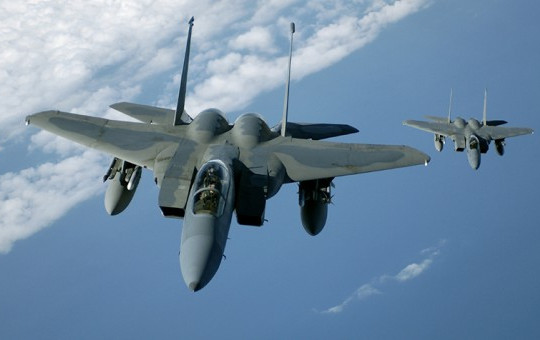Katar'dan Kritik Hamle! 24 Adet Savaş Uçağı Aldı