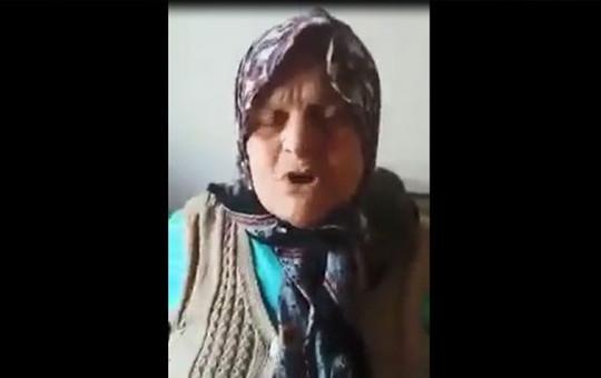 KARADENİZLİ TEYZEDEN BARBAROS ŞANSAL'A EFSANE SÖZLER!
