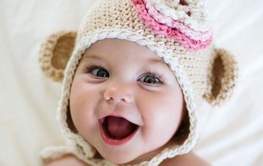 Konuşma Şekli İle Kendine Hayran Bıraktıran Bebek