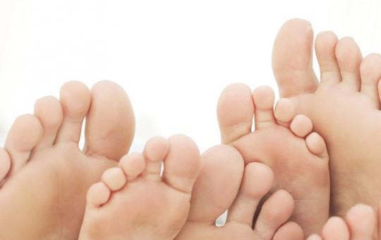 Ayak Parmaklarınız Hangi Irktan Olduğunuzu Belli Ediyor!
