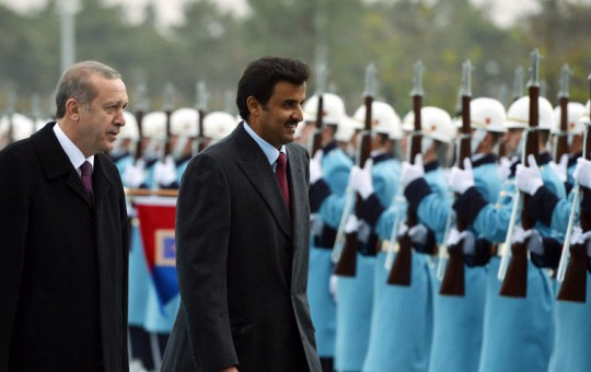 Katar'dan Çok Konuşulacak Türkiye Kararı!