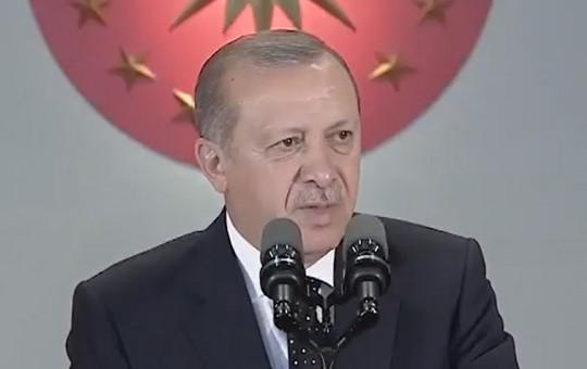 Cumhurbaşkanı Erdoğan, Şehit Tümgeneral'in yazdığı 'Hanke'ye Ağıt' Şiirini Okudu!...
