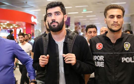 Fenerbahçe'nin Yeni Transferi İstanbul'a Geldi!