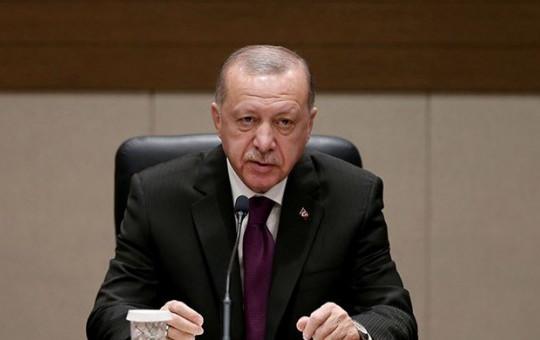 Cumhurbaşkanı Erdoğan Bayram Mesajında Hayati Mesajlar Verdi!