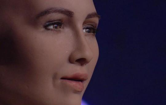 Son Teknoloji Robot Görenleri Etkiledi!