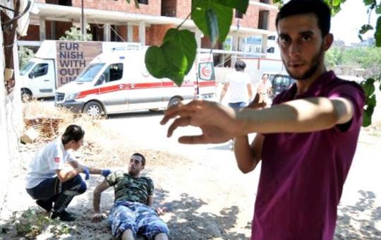 Antalya'da Gençlerin İbretlik Hali Üzüntü Verdi