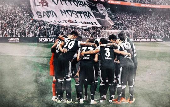 Beşiktaş, Leipzig'i Kendi Evinde Devirdi! İşte Maçın Özeti!