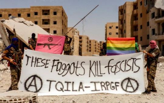 PKK'nın Etekli Teröristlerine Taze Kan Geldi! Şimdi de LGBT'li Oldular!