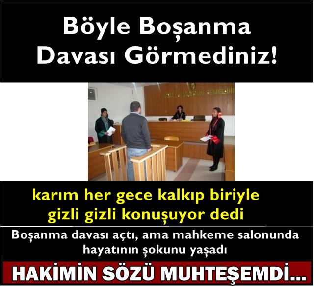 BÖYLE BİR OLAYLA KARŞILAŞMADINIZ - 1