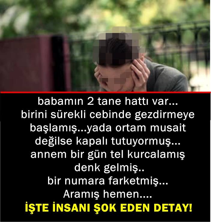 BABAMDAN NEFRET EDİYORUM BANA YOL GÖSTERİN - 1