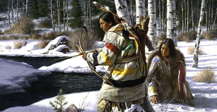 Kızılderili Atasözleri - 1