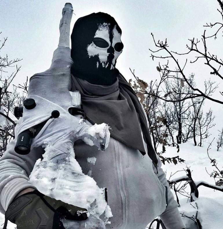 Türk Askeri Keskin Nişancı Sosyal Medyayı Salladı! - 1