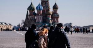 Rusya'da Bir Günde 9 Bin 200 Yeni Vaka - 1