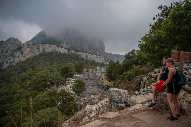 Doğa ile Tarihin Buluştuğu Kent: Termessos - 1