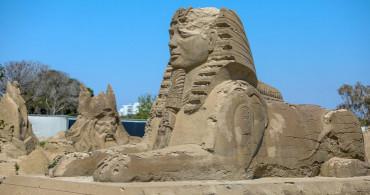 Antalya'daki Kum Heykel Festivalinin Teması Atlantis Olacak