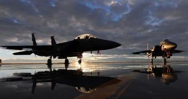 Başkan Biden Talimat Verdi! Amerika Suriye'deki İran Destekli Gruplara Hava Saldırısı Düzenledi